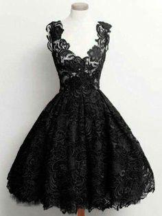 Vestido de renda maravilhoso❤