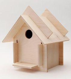 The Original DIY Birdhouse Kit