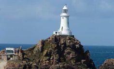 La Corbiere Lighthouse- Photo of Jersey -Photograph taken by Debbie Ford  IgoUgo