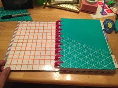 """A few weeks ago I finally purchased my """"Happy Planner"""" by Me and My Big Ideas and I've come to the conclusion that it's called the happy planner because it makes me happy :)…"""