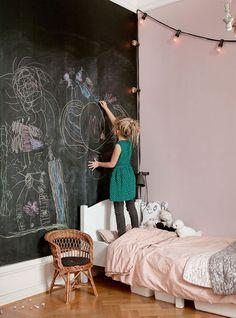 20 x Kinderkamer muur inspiratie | Lady Lemonade