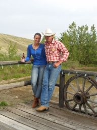 George - KANADA - Auf seiner Ranch weit draußen in der Prärie könnt Ihr als Gast aktiv am Leben der Cowboys teilhaben. Eine unvergessliche Auszeit! Aktiv, Cowboys, Ranch, Continents, Time Out, Canada, Vacations, Life, Guest Ranch
