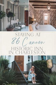 Staying at 86 Cannon Charleston Slow Travel, Travel Usa, Travel Tips, Airbnb Rentals, Beautiful Hotels, Maine House, Other Rooms, After Dark, Home And Away