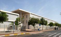 Escuela Europea de Alicante realizado por Ignacio Belenguer Zamit S.L. y Guillermo Frasquet del Toro.