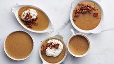 Bourbon-Butterscotch Pudding Recipe | Bon Appetit
