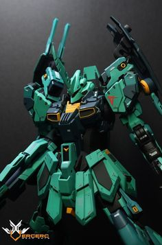 GUNDAM GUY: RE/100 Dijeh Agera - Custom Build
