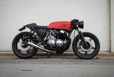 Honda CB 750 F2 Cafe racer billede 1