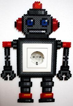 Done Graffiti Hama Beads By Donedumbone Perler Pinterest - Minecraft hauser verschonern