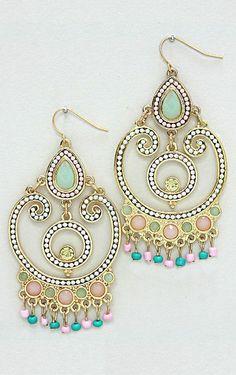 Boho Chandelier Earrings ♥