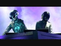 ▶ Daft Punk - Harder Better Faster Stronger + Around the World - YouTube