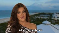 When she dropped truth bombs. | 29 Of Khloe Kardashian's Best Moments