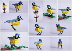Lego bird