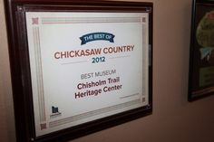 CTHC and Chickasaw Country work together on many promotions of the facility. CTHC appreciates the efforts of Chickasaw Country in keeping us in the public's eye.