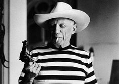 Pablo Picasso never called an asshole... Not in New York