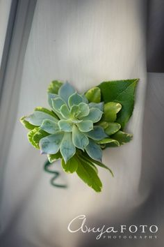 anyafoto.com, wedding boutonnieres, green boutonnieres, blue boutonnieres