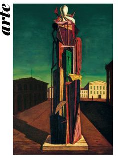 Surrealism and Visionary art: Giorgio de Chirico Rene Magritte, Italian Painters, Italian Artist, Painting Gallery, Art Gallery, Modern Art, Contemporary Art, Art Visionnaire, Traditional Paintings
