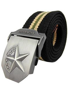 Gifts for Cyclists - Menschwear Men's Adjustable Canvas Belt Stainless Steel Buckle Military Waistband * You can find more details by visiting the image link. (This is an affiliate link) Cyclists, Image Link, Military, Stainless Steel, Bike, Detail, Canvas, Check, Gifts