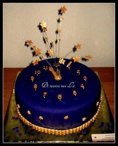 New Years cake. Beautiful!!!
