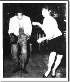 Rude girl doing the ska with Prince Buster. Ska Music, Reggae Music, Rock Music, Music Pics, Music Images, Rockabilly, Prince Buster, The English Beat, Skinhead Reggae