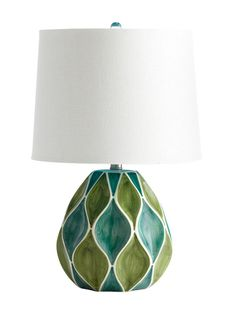 Glenwick Table Lamp from Moroccan Inspired Home on Gilt