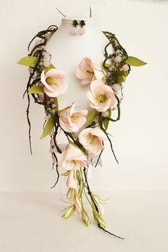 Школа по созданию цветов из фоамирана