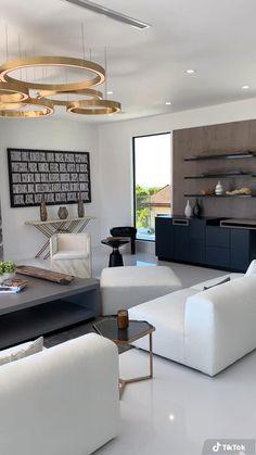 Modern Mansion Interior, Dream House Interior, Luxury Homes Dream Houses, Luxury Homes Interior, Modern Home Interior Design, Best Modern House Design, Modern Kitchen Design, Interior Design Living Room, Contemporary Home Design