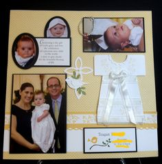 scrapbooking ideas for christening | Christening-Scrapbook-Page.jpg