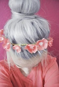 Colore capelli grigi (Foto) | Bellezza pourfemme