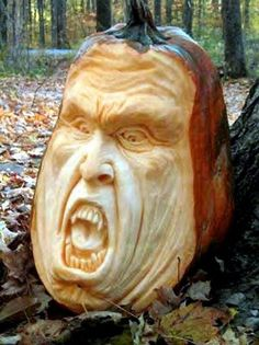 Pumpkin Carving Ideas for Halloween – Schnitzerei