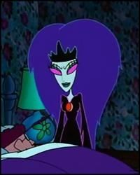 The Queen of the Black Puddle / Reina del Charco Negro Courage The Cowardly Dog, What's My Aesthetic, Drawing Prompt, Cartoon Profile Pics, Big Project, Tokyo Japan, Diy Costumes, Sewing Projects, Parents