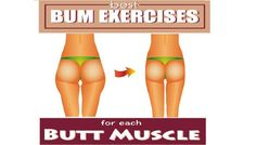 The Best BUM Exercises to Target All Butt Muscles | Female Fit Body