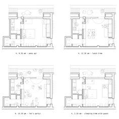 studio wok, Marcello Bondavalli, Nicola Brenna, Carlo Alberto Tagliabue, Federico Villa · OCS - batipin flat