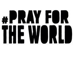 We all need prayer