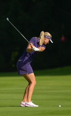 Rolex Testimonee Anna Nordqvist is ranked amongst the Rolex top 20 in women's golf, Anna's perpetual pursuit of excellence will hold her in good stead this weekend for the 2016 Evian Championship.