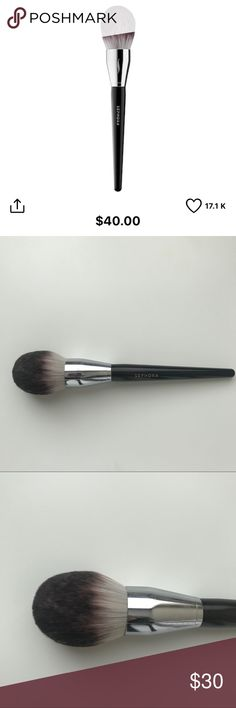 Pro Featherweight Powder Brush #91 by Sephora Collection #3