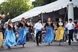 The Greek Festival includes dancing, cultural exhibits, and most importantly, food. - FILE PHOTO