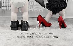 twin boy and girl | 7.5 month photo ideas    Photo: Rachel Good Photography