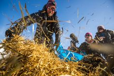 Burmeister lays down straw for his team in White Mountain