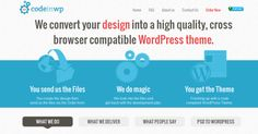 CodeinWp Review – The Perfect Answer to PSD to WordPress Conversion