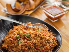 Get Pigeon Peas and Rice Recipe from Food Network
