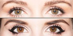 6 Ways to Get the Perfect Eyeliner Look for Your Eye Shape in 1 Handy Chart - Cosmopolitan.com