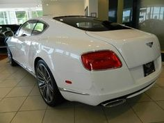 Type of cars I am born to drive, and will drive...2013 Bentley Continental GT