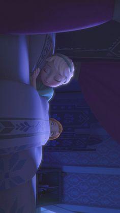 Disney Rapunzel, Disney Frozen Elsa, Baby Disney, Frozen Wallpaper, Disney Phone Wallpaper, Disney Cartoons, Disney Movies, Anna Y Elsa, Frozen Film