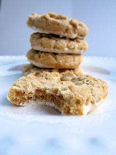 Crunchy Frostbite Cookies ~ crazy good!