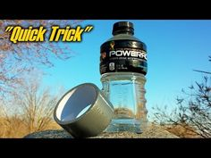 Clever Use For Duct Tape - Quick Trick - YouTube