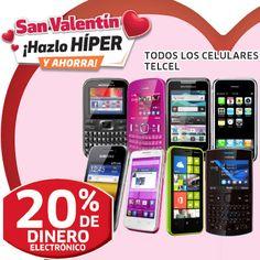 Aprovecha en Soriana esta Híper oferta en telefonía celular