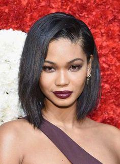 Frisur für Schwarze Frauen