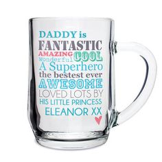 Daddy Glass.