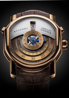 Марка Bulgari проводит выставку сложных часов | Watchpaper.ru - сайт о часах
