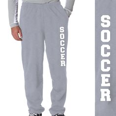 Sweatpants are life!!⚽️